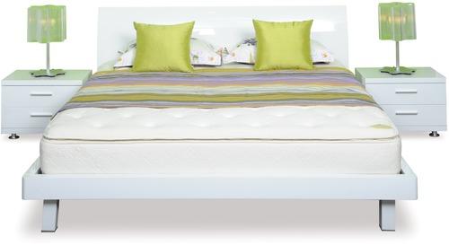 Arctic Slat Bed Frame & Headboard - Queen