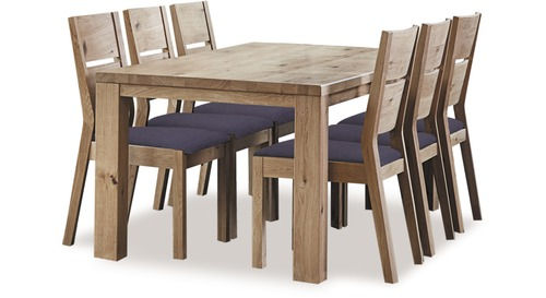 Florence 1400 Extension Dining Suite